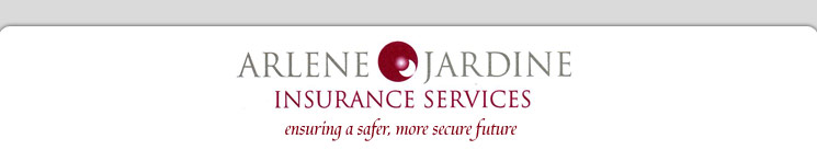 Arlene jardine insurance services are insurance brokers for Jardin insurance